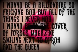 Billionaire ~ Travis Travie McCoy Bruno Mars