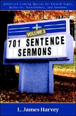 ... -Getting Quotes for Church Signs, Bulletins, Newsletters, and Sermons