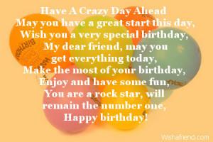 30th Birthday Wishes Wishafriend