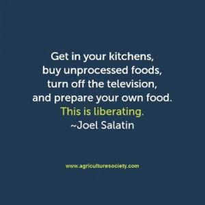 Joel Salatin.