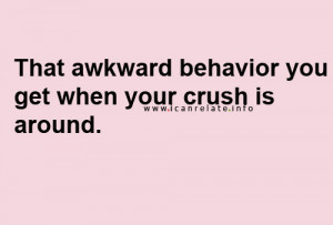 Funny Quotes About Being Awkward