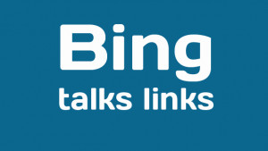 Bing Gives Link Building Advice
