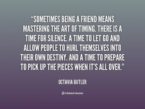 quotes about being there for friends