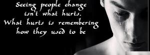 Nice Sad Quotes Fb Cover