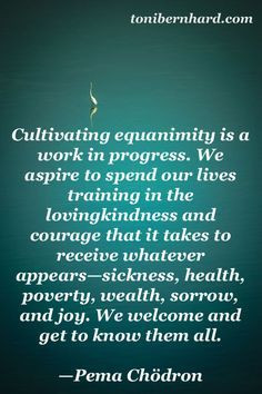 equanimity quotes - Google Search