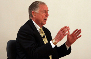 ... Boone Pickens: Success Story T. Boone Pickens: Famous Quotes T