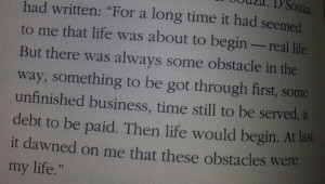 Sams letters to Jennifer by James Patterson quote on page 74