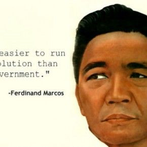 facts about president ferdinand marcos