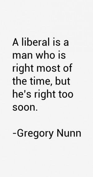 Gregory Nunn Quotes & Sayings