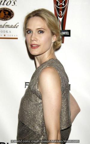 Stephanie March Pregnant