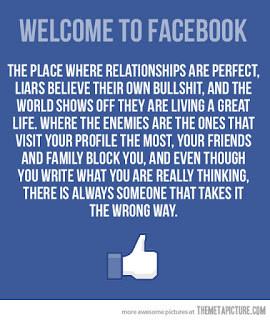Funny Facebook Stalker Quotes Funny facebook logos photos