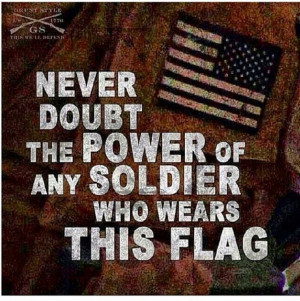 God Bless America and those that defend her.