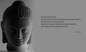 Famous Buddhist Quotes & Sayings