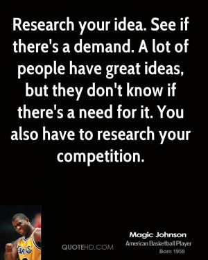 Magic Johnson Quotes Quotehd