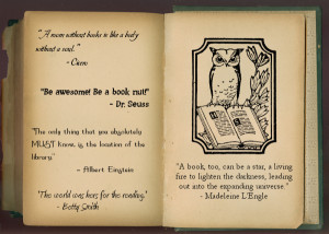 Library Quotes for Kids