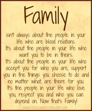Family And Friends Quotes (19)