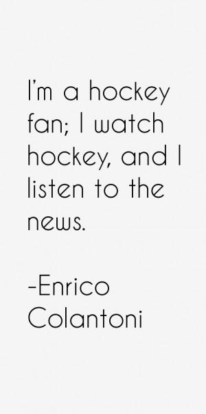 Enrico Colantoni Quotes & Sayings