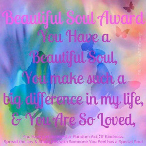 Beautiful Soul Award