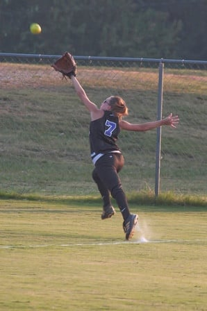 Softball Outfield Quotes