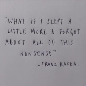 franz kafka quotes | Franz Kafka
