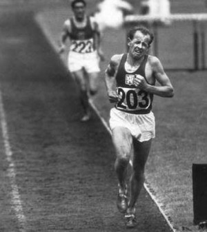 Emil Zatopek Used Early Interval Training To Achieve Olympic Glory