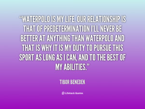 Water Polo Quotes Water Polo Quotes And Sayings