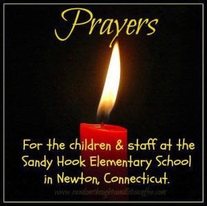 Prayer for the Newton, Connecticut Community Affected by School ...