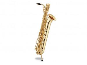 share jupiter baritone saxophone model 993sg eb baritone silver plated ...