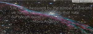 Quote Maya Angelou Profile Facebook Covers