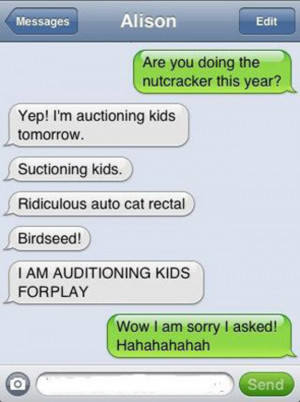 35 Most Hilarious Autocorrect Fails Ever