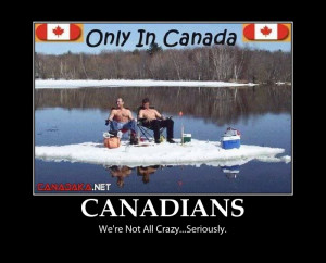 Funny Canada - Snow And Cold (5)