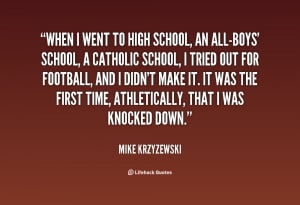 High School Football Inspirational Quotes