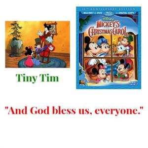 Tiny Tim Scrooge Quotes. QuotesGram