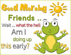 good morning funny quotes cute quote funny quote funny quotes frog