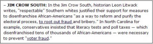 Jim Crow Laws Quotes
