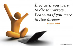 Mahatma Gandhi Learning Quotes Images, Pictures, Photos, HD Wallpapers