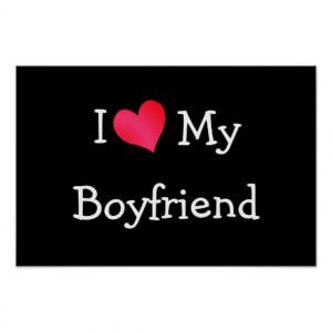 Love My Boyfriend Poster