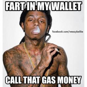 Lil Wayne logic haha