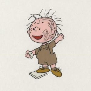 pig pen peanuts character
