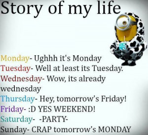Despicable Me funny minion quotes of the day 032
