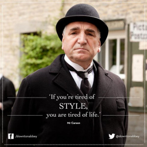 The best quotes from Downton Abbey