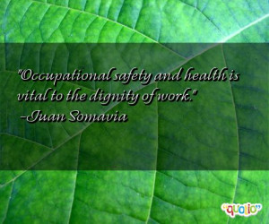 Occupational Quotes