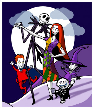 If You Dont Mind Jack And Sally Quotes Nightmare Before Christmas
