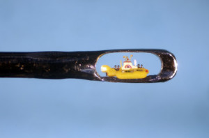 Willard Wigan S Micro Sculptures wallpaper