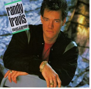 Randy Travis's Forever and Ever, Amen album cover