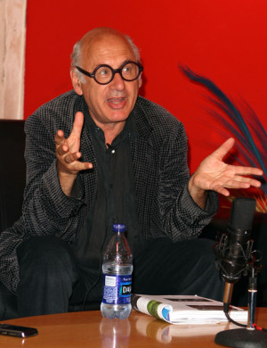 Michael Nyman Director Michael Nyman attends Talent Lab with Michael