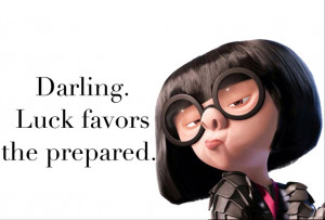 ... , Edna Mode The Incredibles, Edna Mode Quotes, Disney Characters