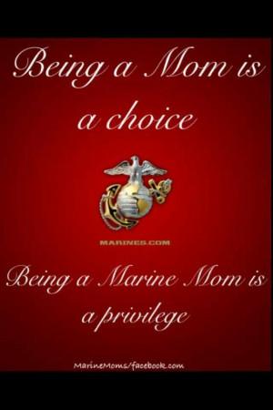 , Marines Mom Quotes, Marines Sons, Corps Mom, Marine Mom, Usmc Mom ...