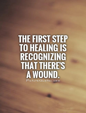 Healing Quotes Step Quotes