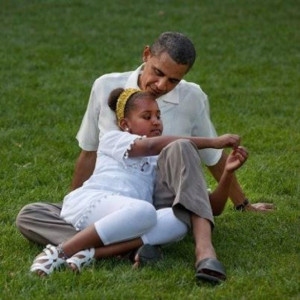Daughters need their fathers. One of the cutest pictures.